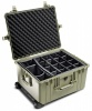 Case colour: OD Green,  Case interior: With padded dividers