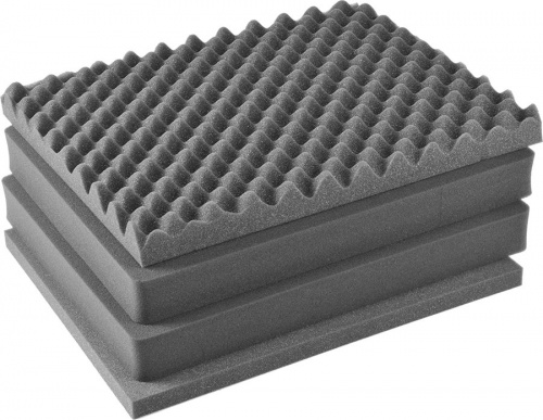 Peli 1600 Foam Set