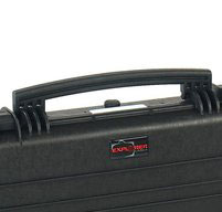 Close up of Explorer 13513 Cases Large Front Handle