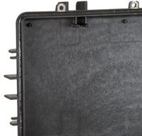 close up of a explorer 5140 tool cases Top Lid O-Ring
