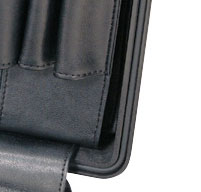 a close up of peli 1490cc2 laptop cases O-ring seal