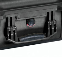 Peli 1510LOC handle