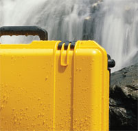 Watertight Peli Storm Case