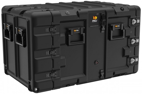 Peli Super-V 9U Rack Mount Case