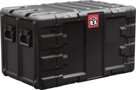 Peli BlackBox 9U Rack Mount Case